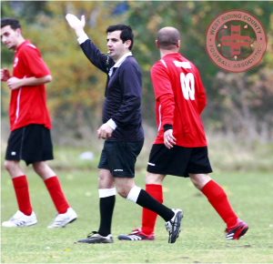 Referees: Centre of attention