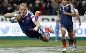 Gael Fickou breaks English hearts in Paris