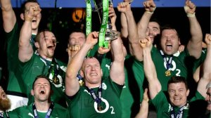 Ireland - Six Nations champions 2014