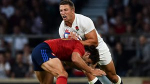 Burgess on debut against France