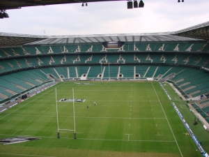 Twickenham awaits